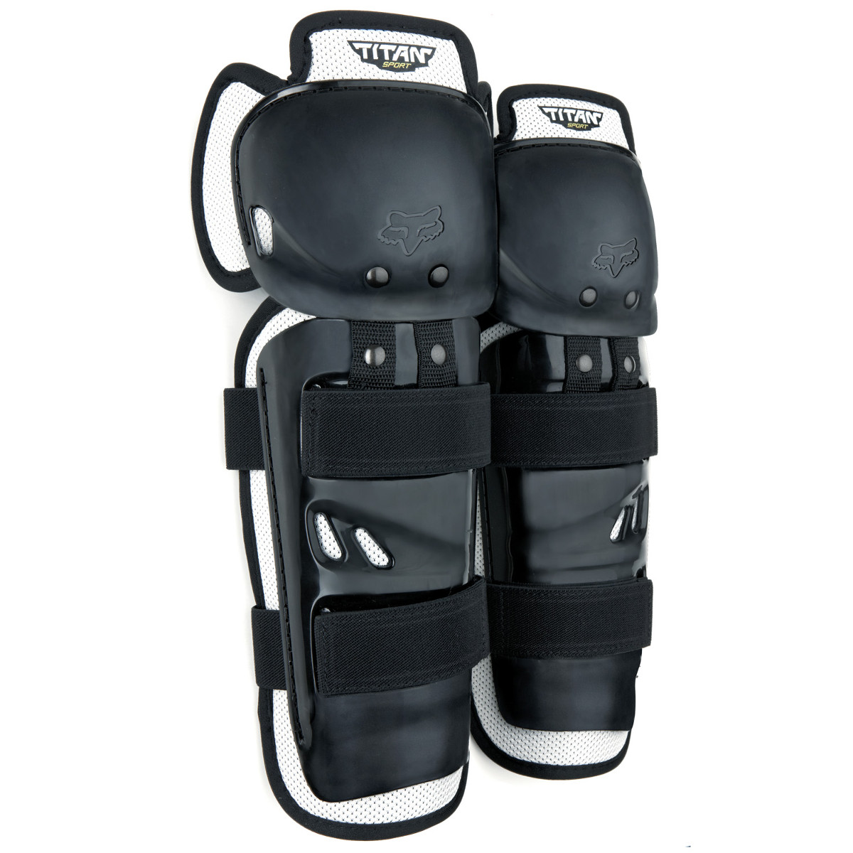 06194-001-OS fox racing titan sport knee guards protection kniebescherming Genouillère knieprotektor