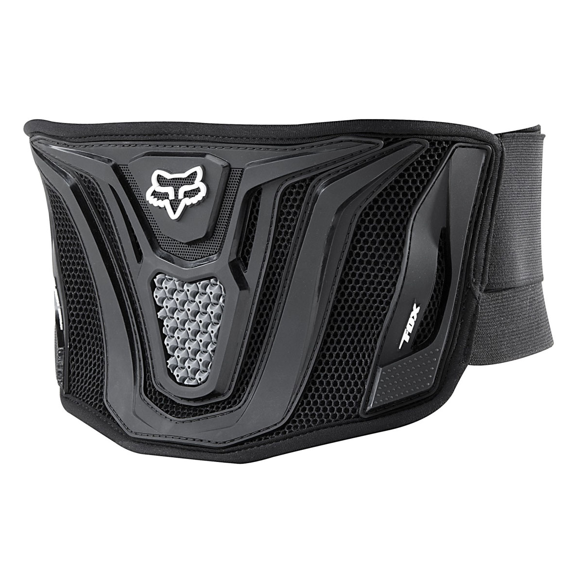 07036-014-OS fox racing black belt kidney belt niergordel nierengurt ceinture moto