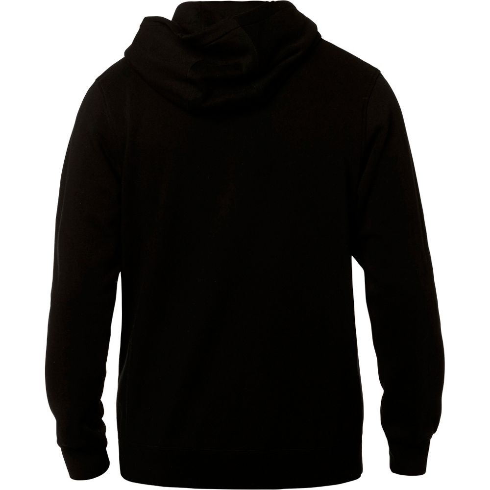 2019 Fox Racing Honda Zip Fleece Trui Sweatshirt Vest Black