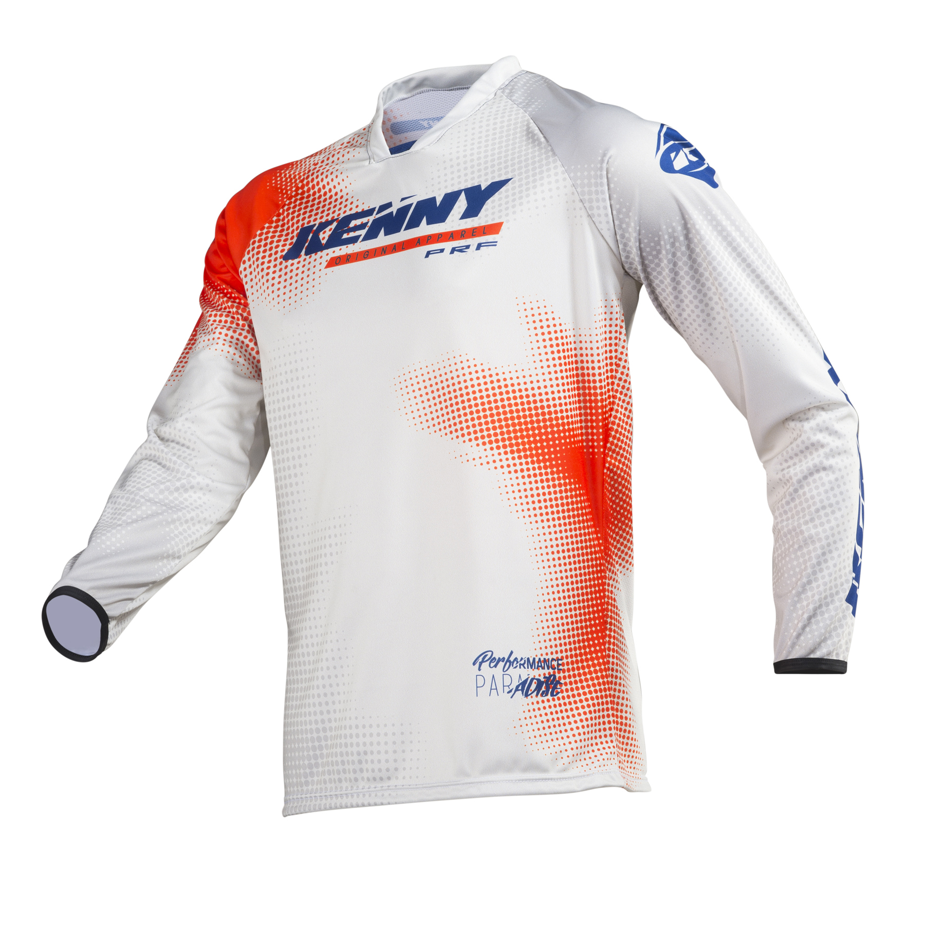 191-3302011-88 Kenny Racing 2019 Performance Paradise DZR Motocross Jersey Enduro Trikot Crosstrui Maillot Offroad