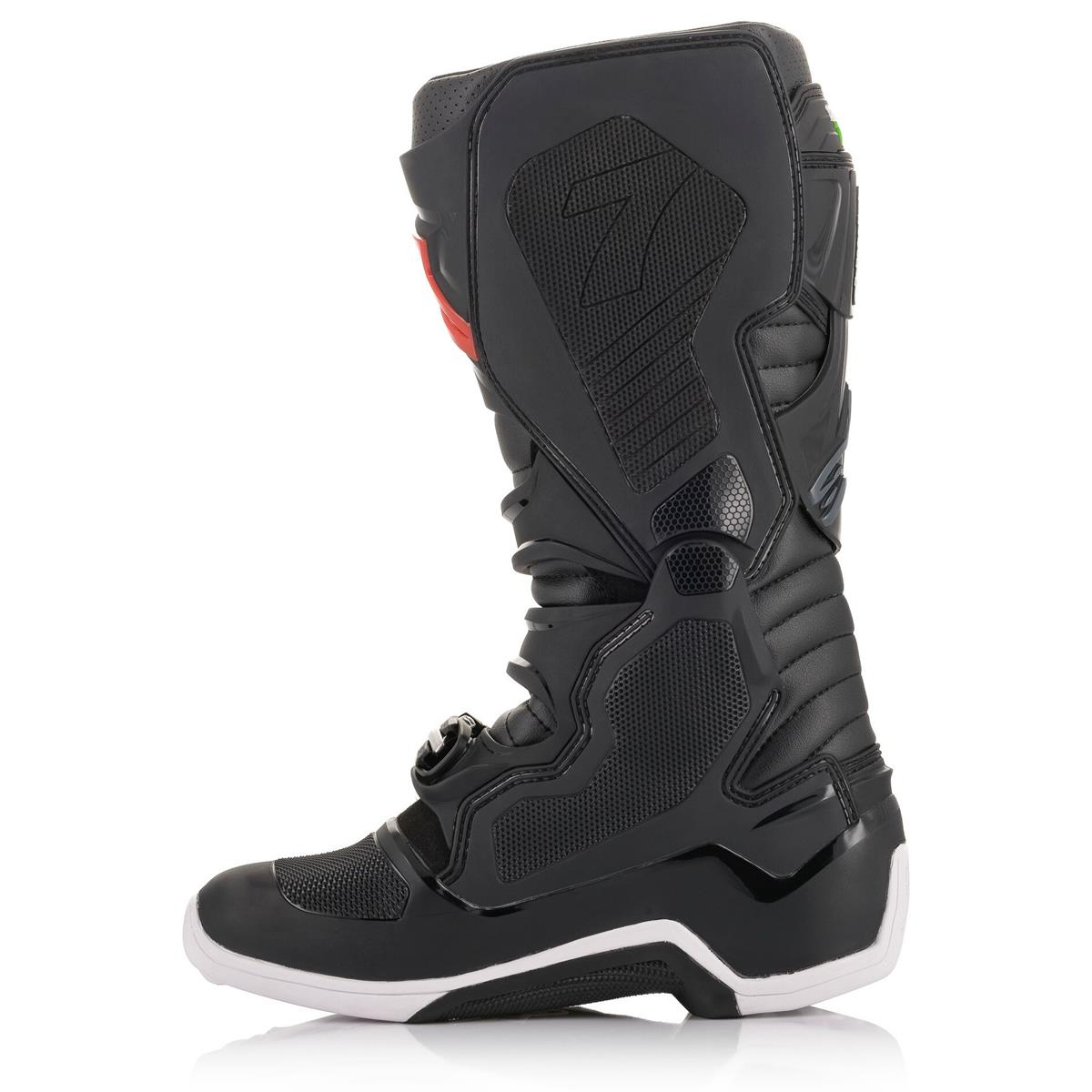 2012014 1366 2020 Alpinestars Tech 7 Boots Black Red Green Laarzen Stiefel Bottes