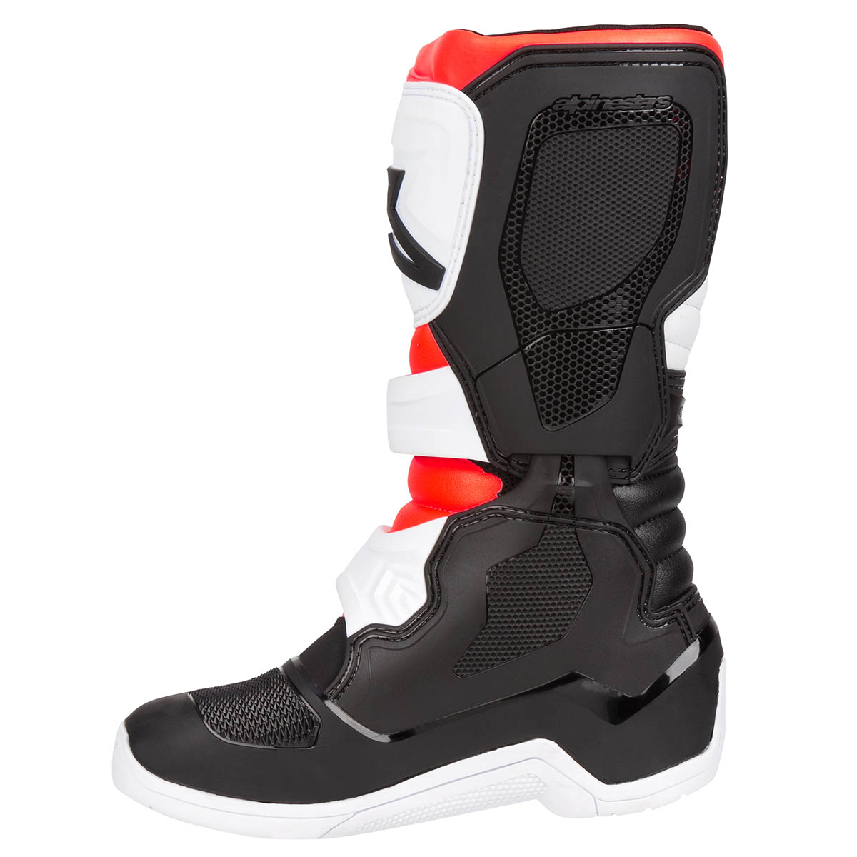 84ee0b78c11d39 2018 alpinestars tech 3S youth motocross quad boots black white red fluo  bottes enfant kinder stiefel