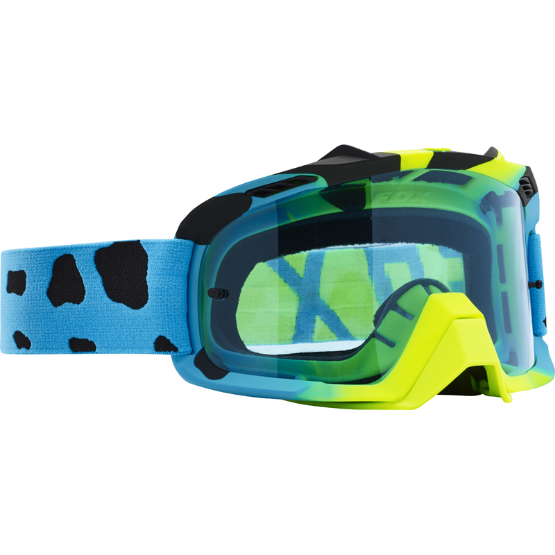 fox air space airspc motocross enduro bmx downhill goggle brille crossbril lunette