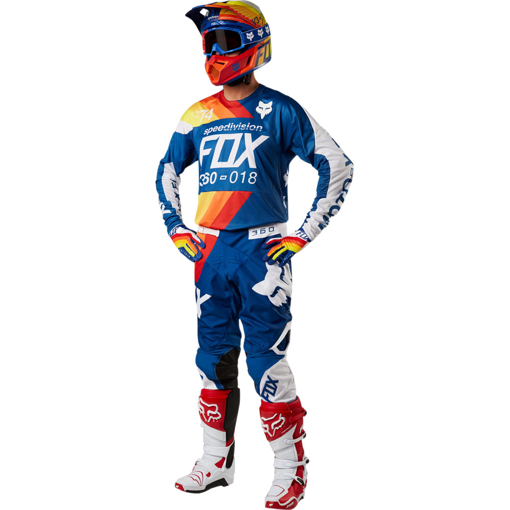 Fox Ktm Motocross Gear