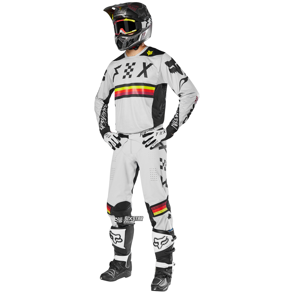 fox flexair rodka gear kit combo equipement outfit pak kostuum motocross tenue