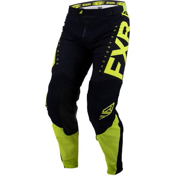 2019 FXR Racing Helium LE MX Gear Kit Combo Midnight Hi-vis Equipement Motocross Crosskleding Tenue Enduro