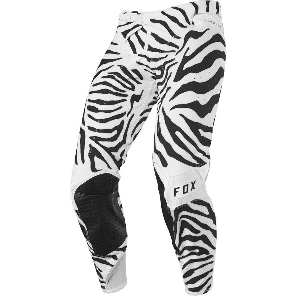 2019 Fox Racing Flexair Zebra Limited Edition Gear Kit Combo equipement outfit pak kostuum motocross tenue