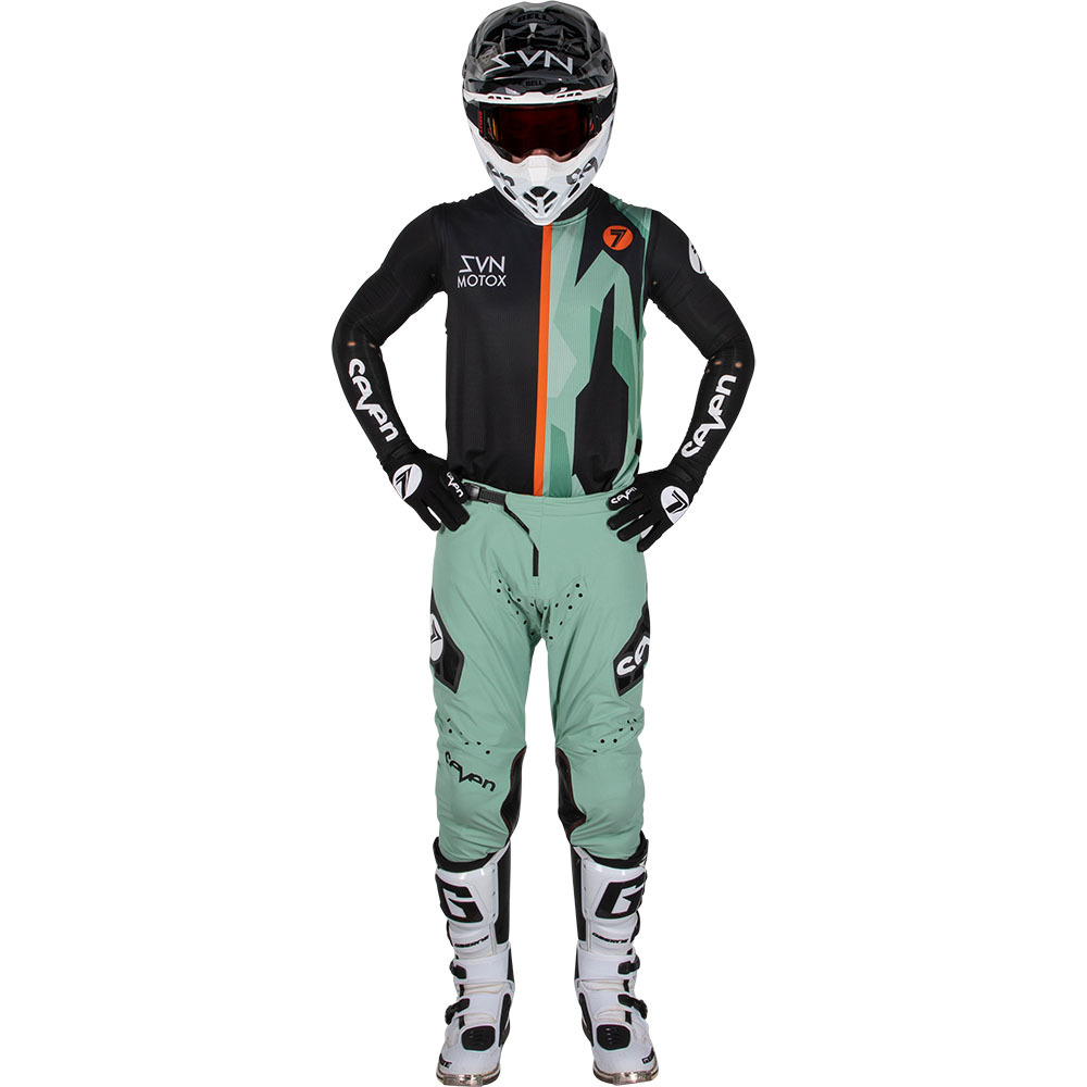 2250034-312 2019 Seven MX Zero Raider Over Jersey paste Débardeur shirt trui