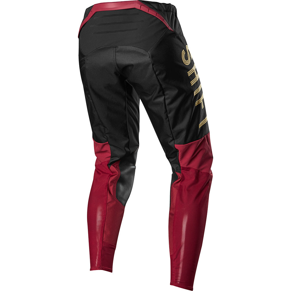2019 Shift Black Label Muerte Black Red Gear Kit Combo Tenue Motocross Equipement Crosskleding