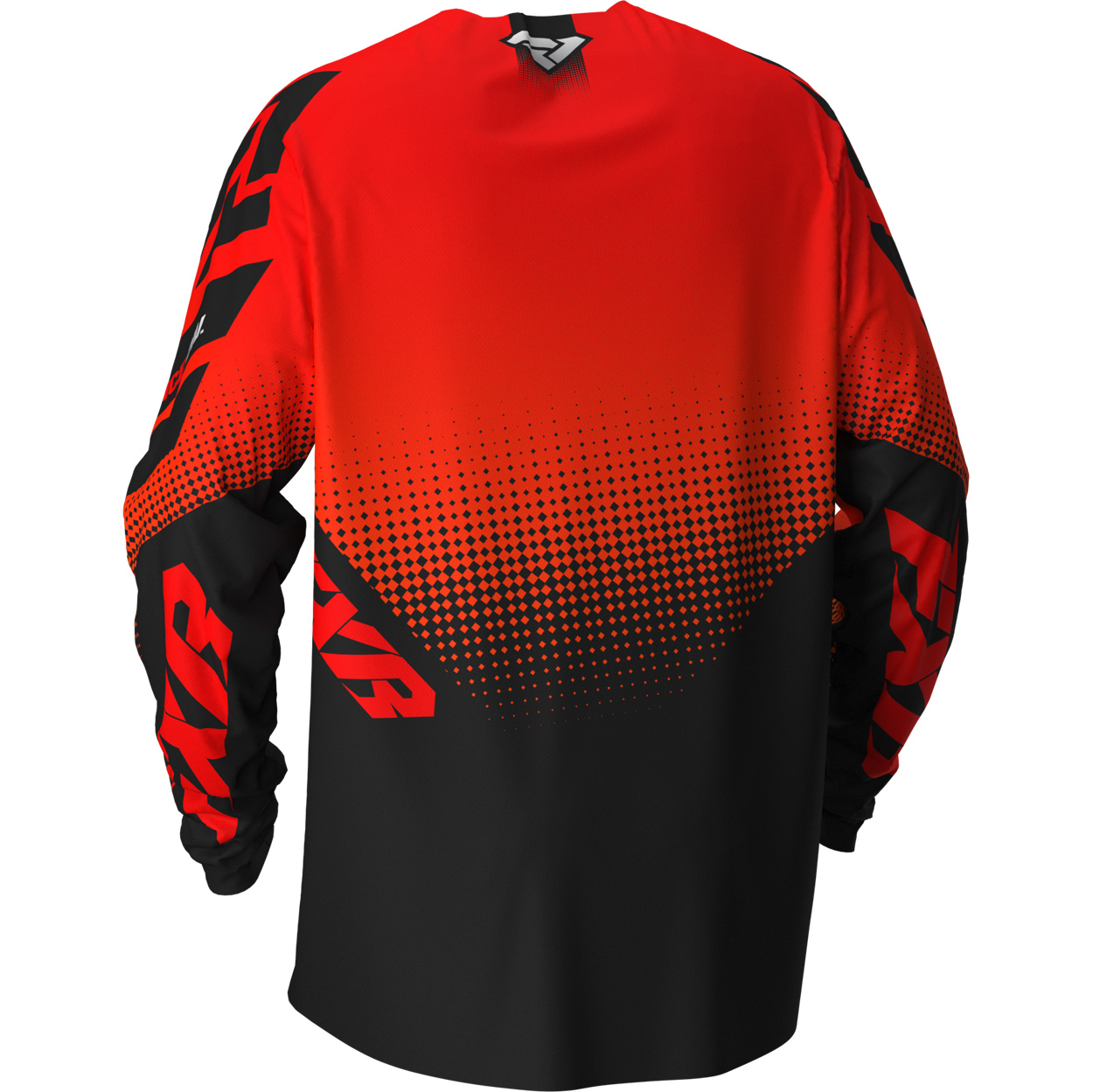 203303-2030 FXR RACING 2020 Clutch Motocross Jersey Red Orange Black Fade Maillot Enduro Crosstrui Downhill Jersey