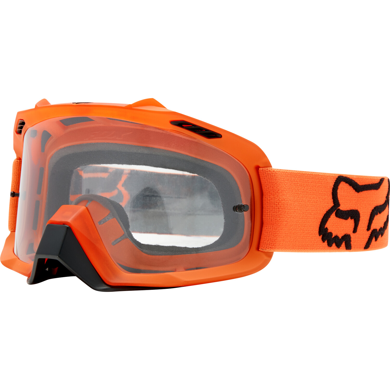 20576-009-OS Fox Racing Air Space Orange Motocross Enduro Off-Road Goggle Masque Brille Crossbril