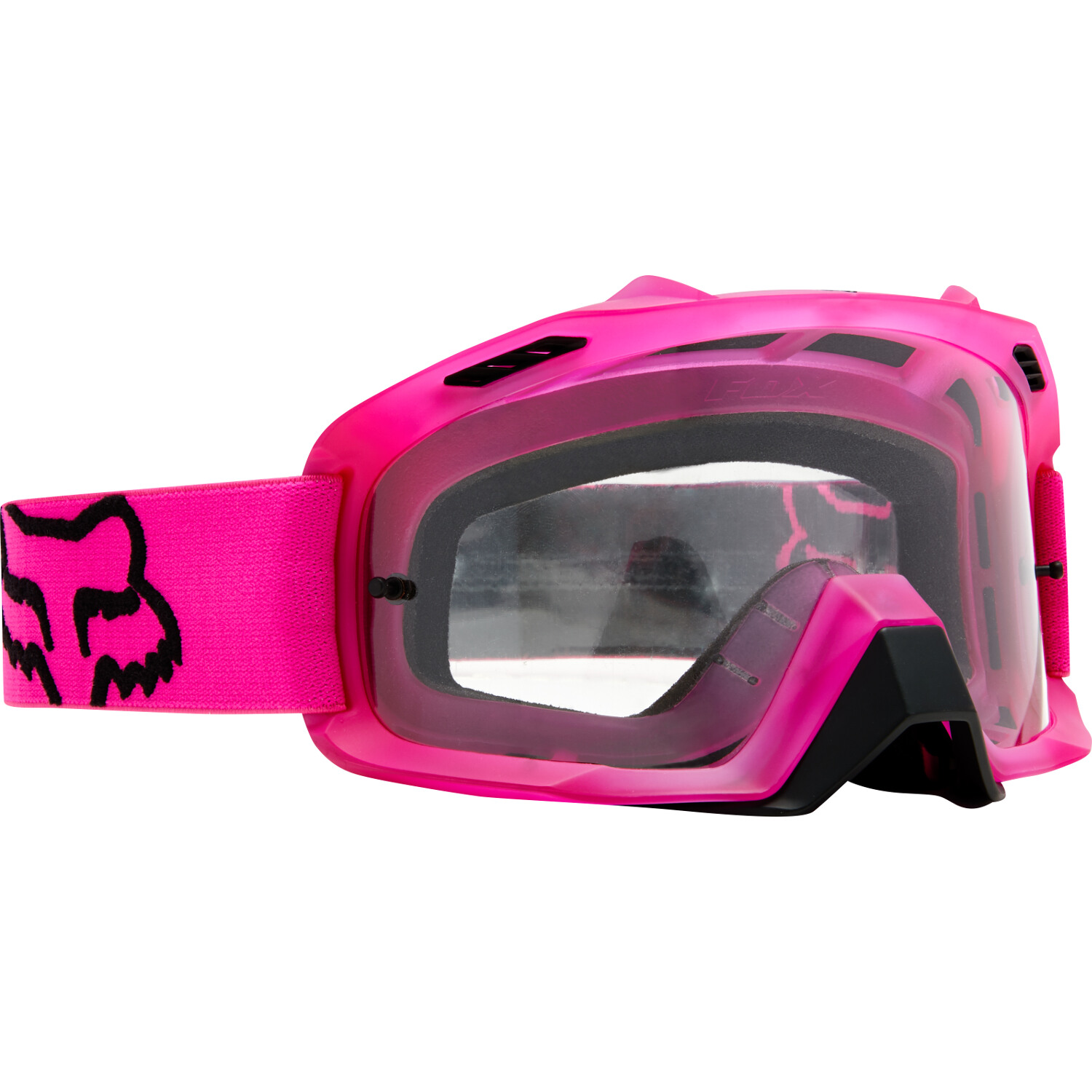 20576-170-OS Fox Racing Air Space Pink Motocross Enduro Off-Road Goggle Masque Brille Crossbril