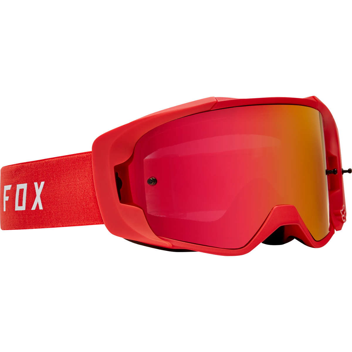 21247-003-NS fox racing vue motocross offroad goggle red masque brille crossbril lunette