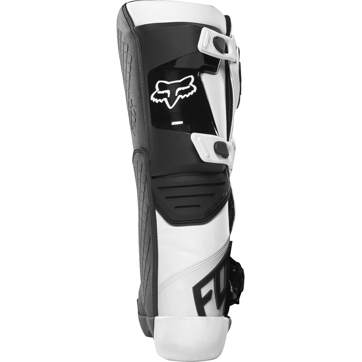 21483-008 Fox Racing 2019 Comp Offroad Motocross Boots White Stiefel Weiss Crosslaarzen Wit Bottes Blanc