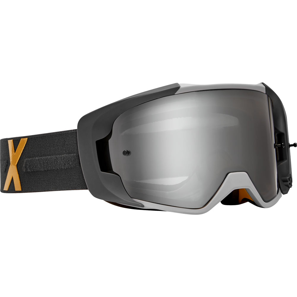 21813-001-NS fox racing vue royal motocross offroad goggle black masque brille crossbril lunette