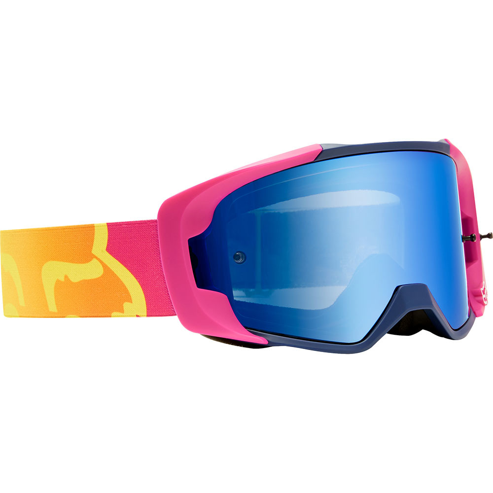 22808-922-OS Fox Racing Vue Limited Edition Idol Goggle Masque Motocross Enduro Brille Crossbril