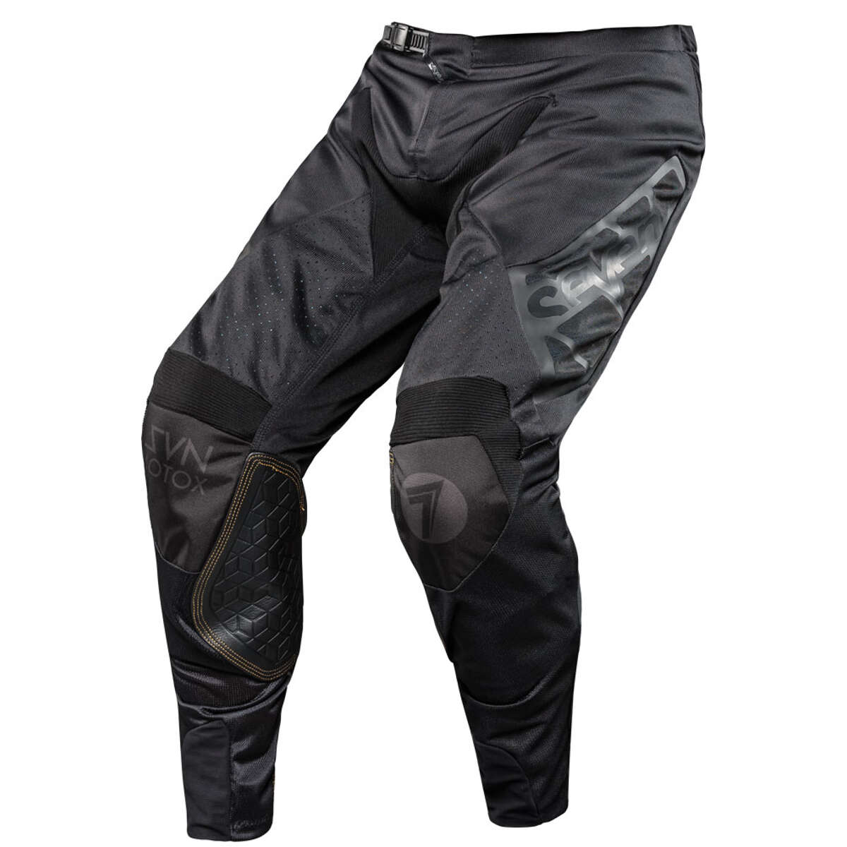 2330026-001 Seven MX 18.2 rival volume black motocross pant hose broek pantalon