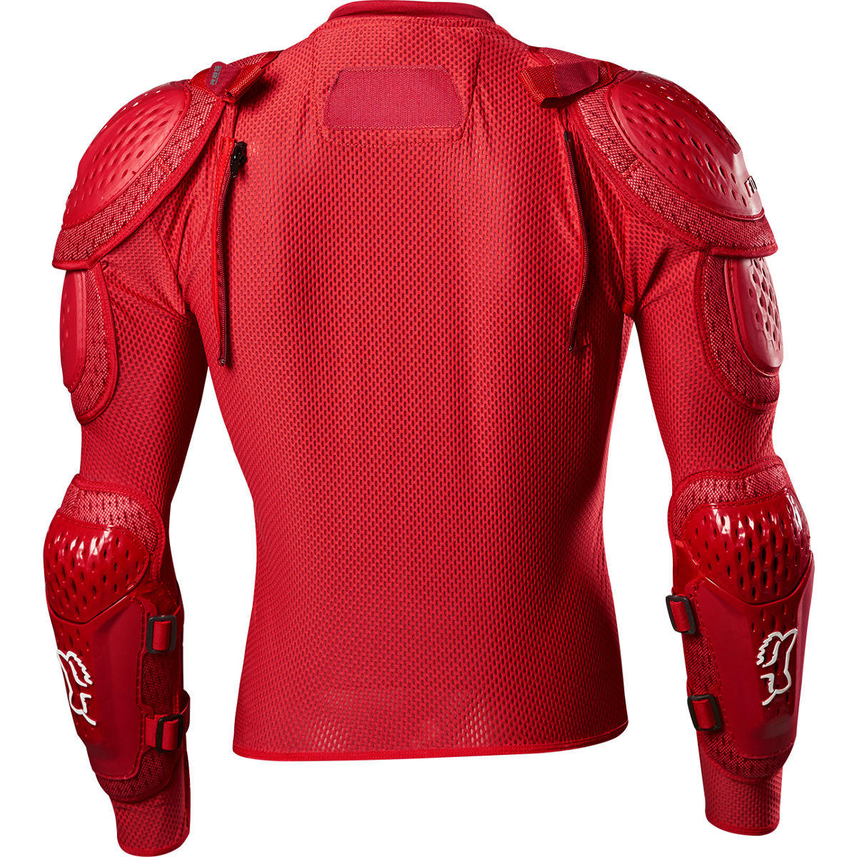 24018-122 2020 Fox Racing Titan Sport Protection Jacket Flame Red Gilet de Protection Protektorjacke Beschermingsjas Harnas