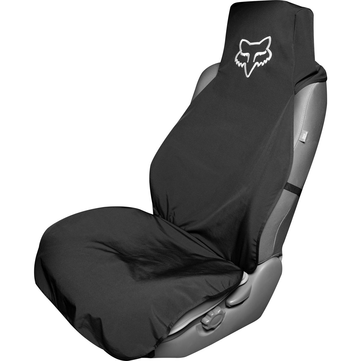 Fox Racing Car Seat Cover Black   24397-001-OS