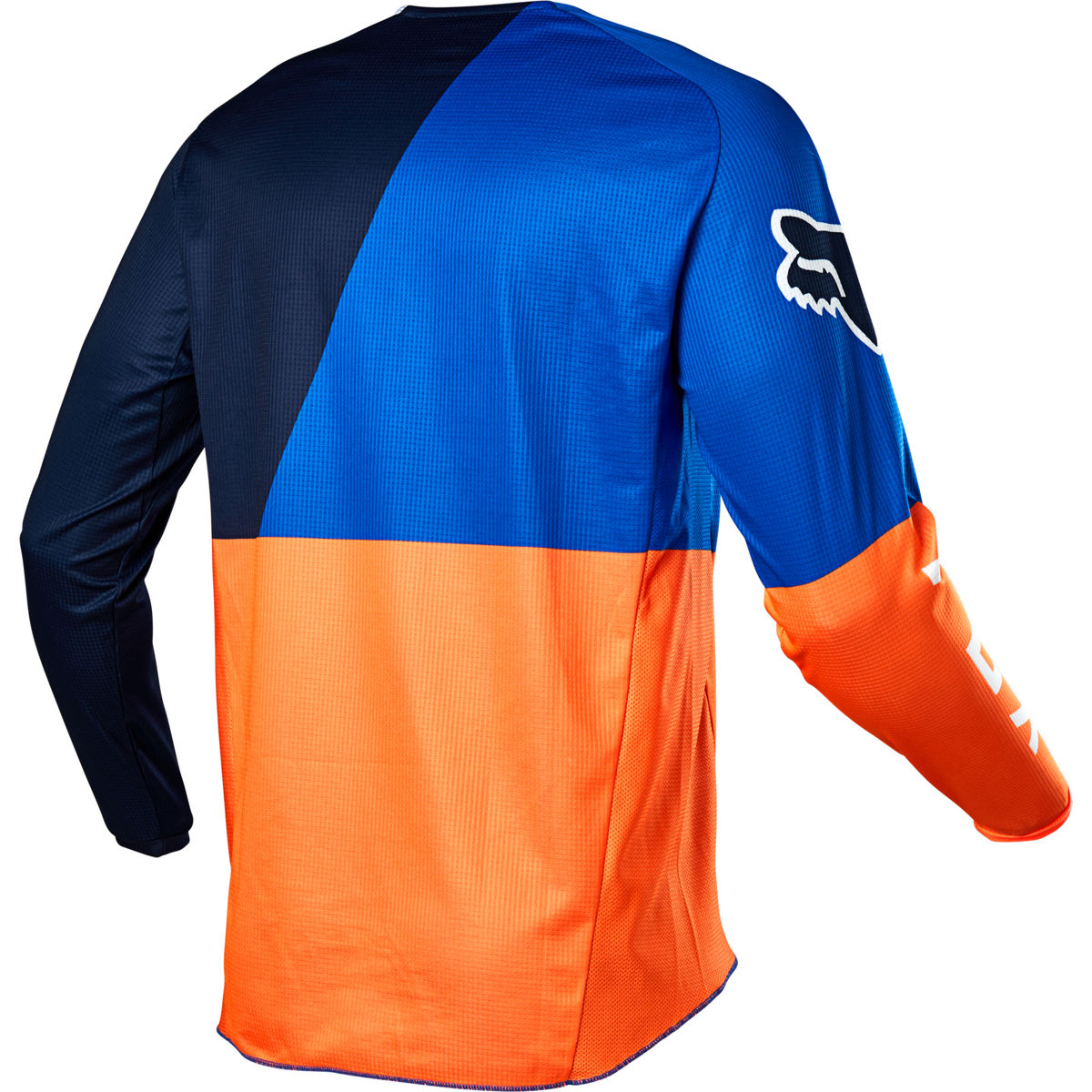 26526-592 2020 Fox Racing 180 Lovl Jersey Orange Blue Cross Trui Trikot Maillot