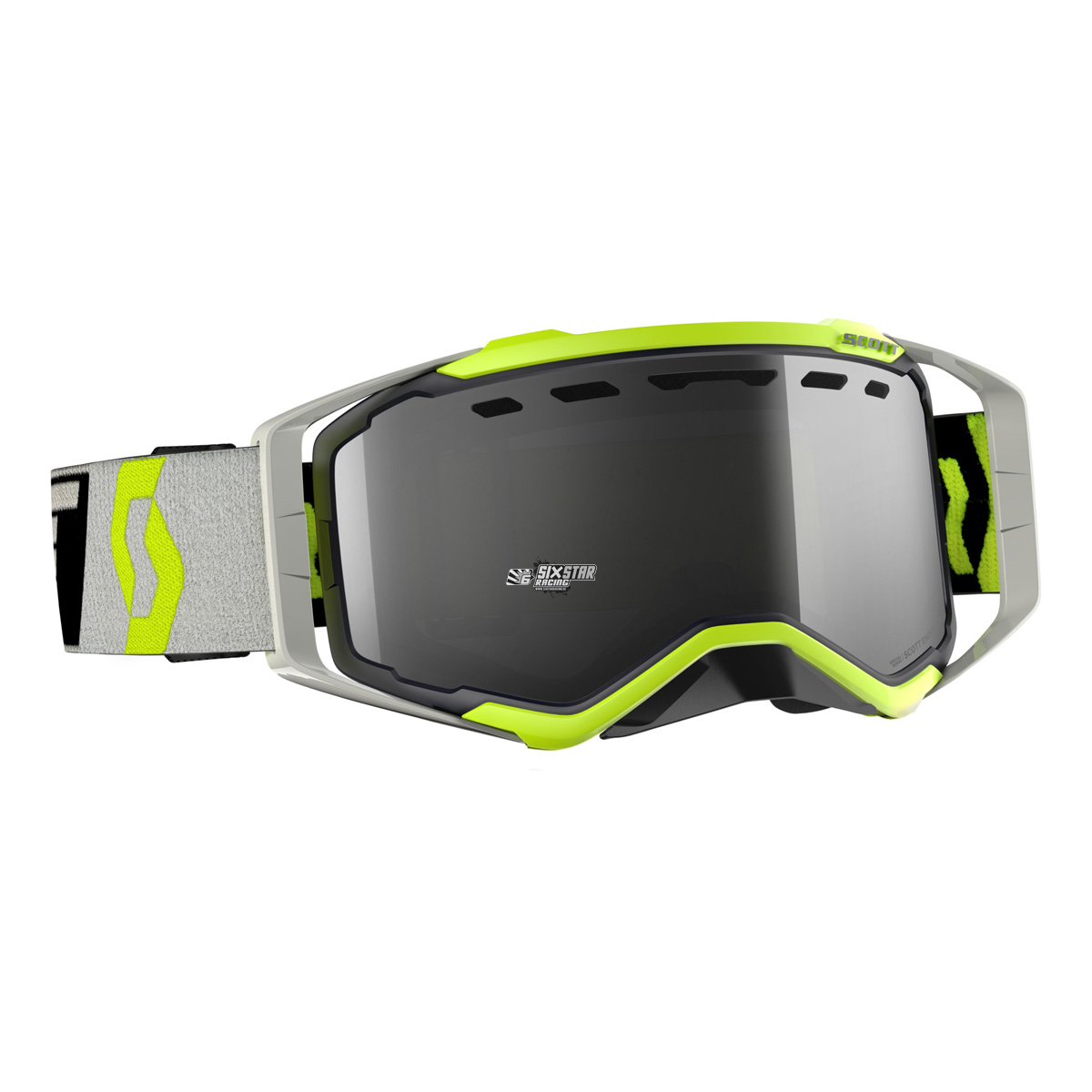268179-1001328 Scott 2019 Prospect Enduro Light Sensitive Goggle Black Grrey brille crossbril lunette