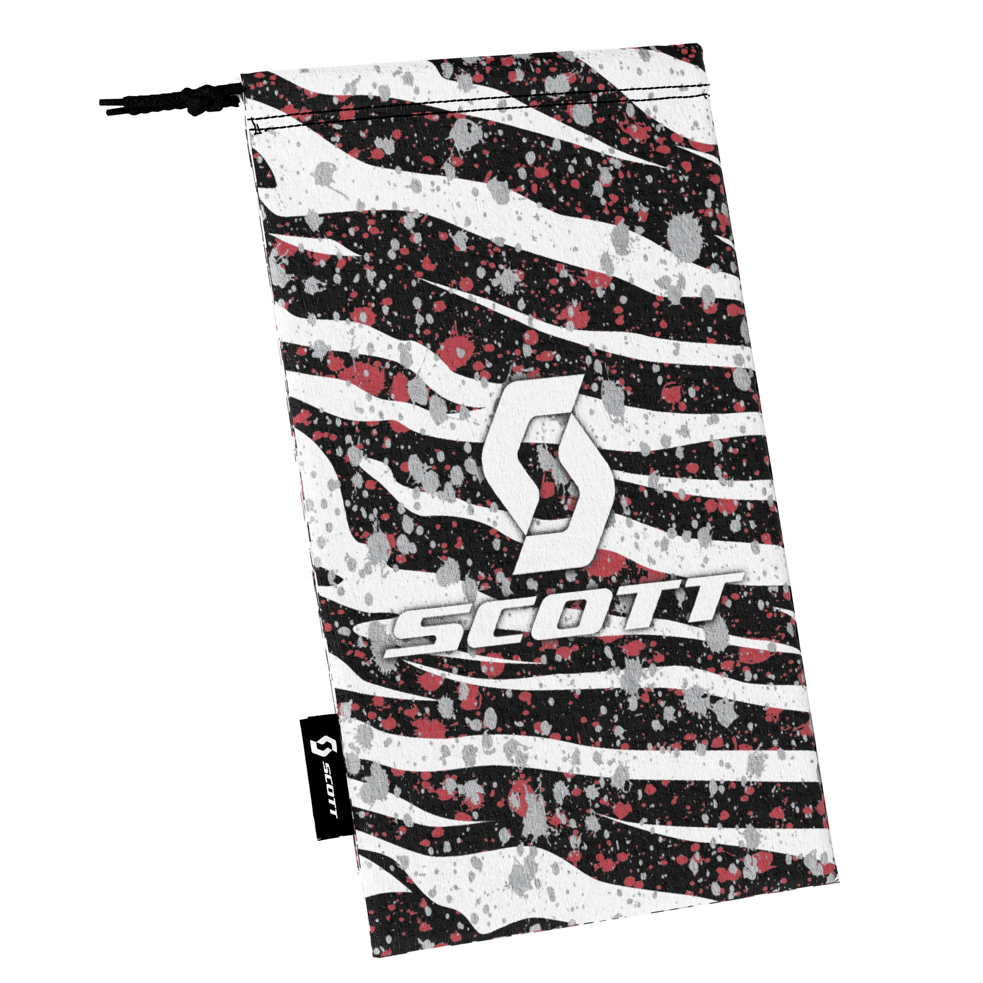2786021018269 Scott Prospect Limited Edition Ethika Goggle Red White Black Motocross Enduro Masque Brille Bril