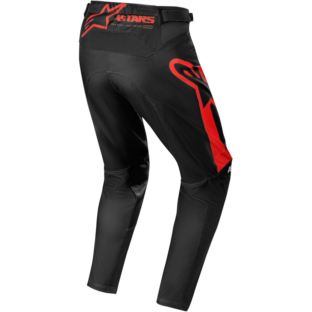 3721520 3031 2020 Alpinestars MX Racer Supermatic Motocross Pant Red Black Pantalon Moto Crossbroek Enduro Hose
