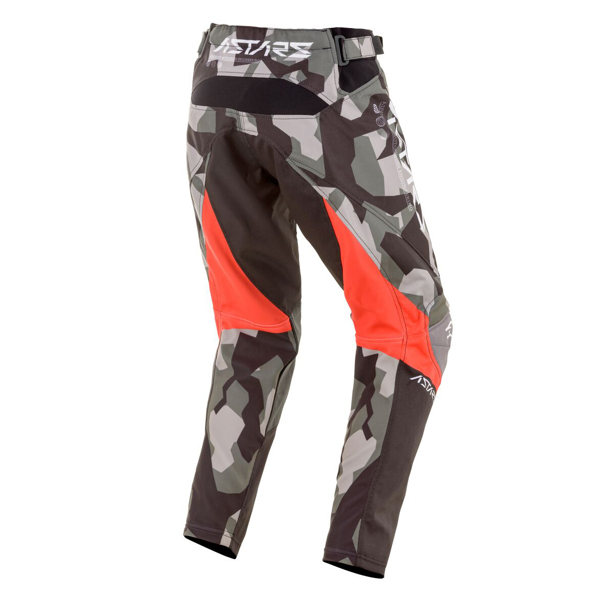 3771920 1367 - 3741920 6713 2020 Alpinestars Youth Racer Limited Edition Gear Kit Black Red Fluo Green Camo Kinder Kleding Equipement Motocross Enfant