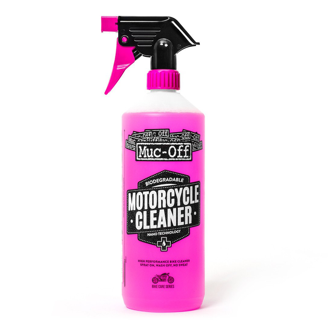 636 Muc-Off Motorcycle Essentials Kit