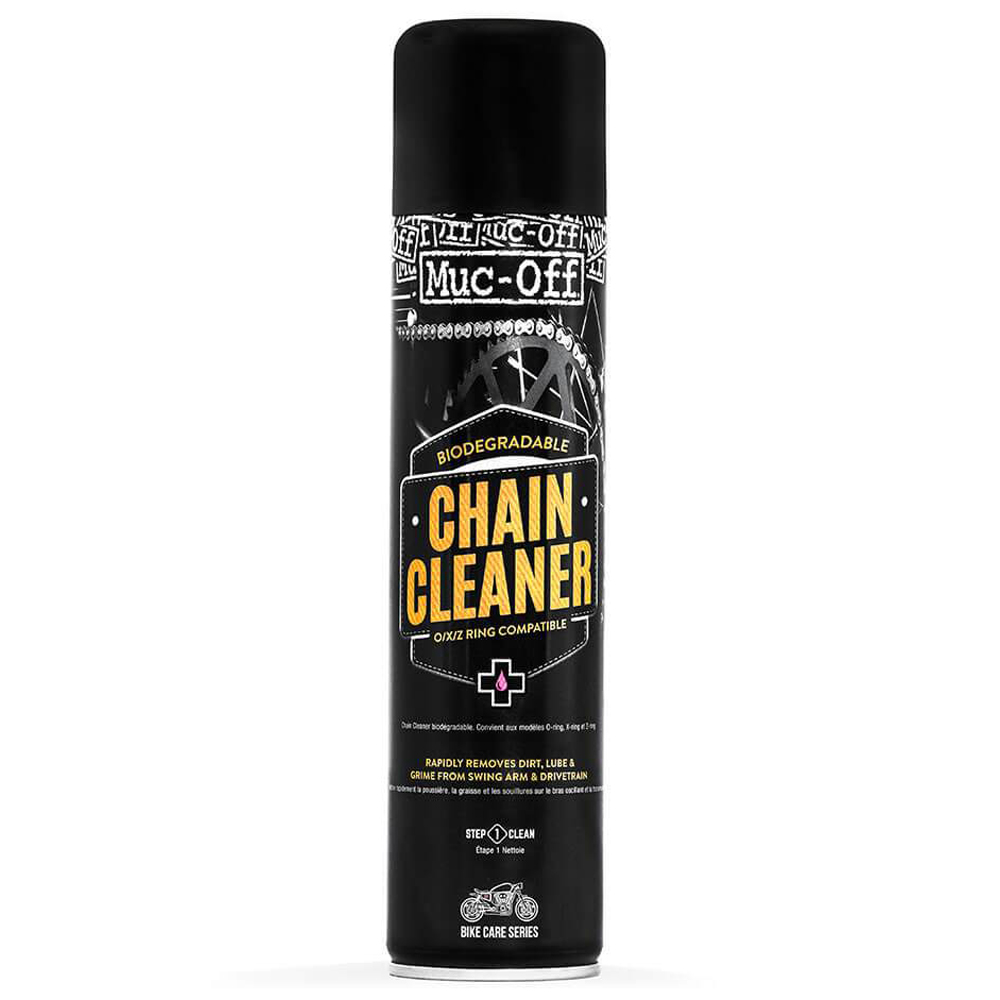 Muc-Off Chain Cleaner Spray 400ml - 650 kettingreiniger Kettenreiniger nottoyant chaine