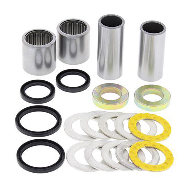 all balls swing arm bearing kit yamaha yz yzf wrf achterbrug lagers kit roulements bras oscillant schwingenlager-kit