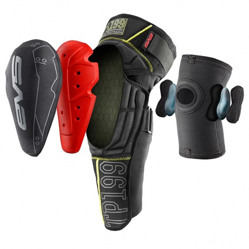 EVS TP199 knee guards protection kniebescherming Genouillère knieprotektor