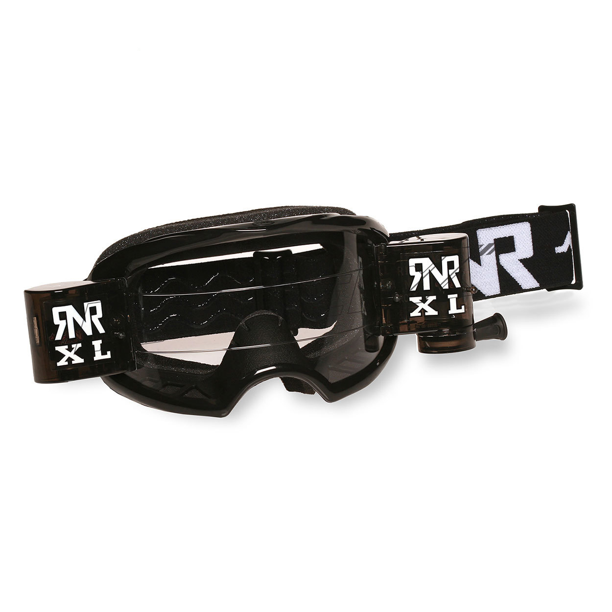 rip n roll rnr colossus XL roll off goggle black masque crossbril brille