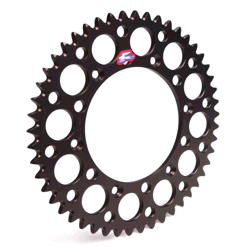 renthal ultralight rear sprocket kawasaki kx kxf couronne achtertandwiel kettenrad