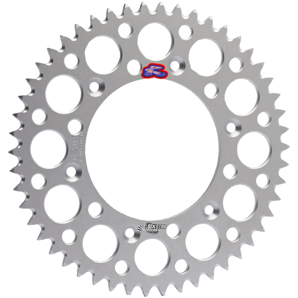renthal ultralight rear sprocket husqvarna tc fe fc couronne achtertandwiel kettenrad