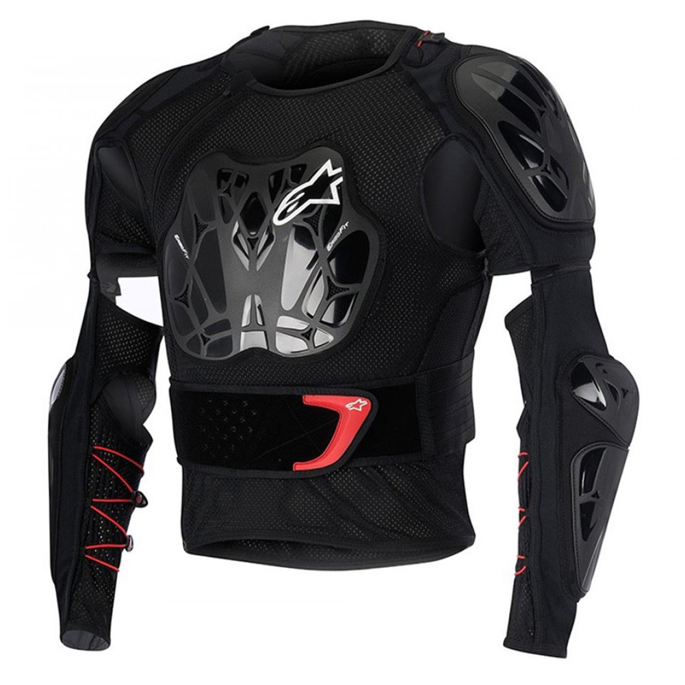 alpinestars bionic tech protection jacket gilet de protection harnas Protektorenjacke