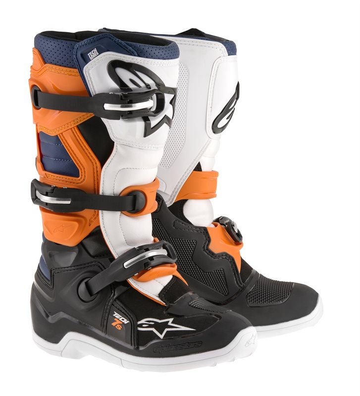 alpinestars tech7s youth motocross enduro boots kinder laarzen stiefel bottes enfants