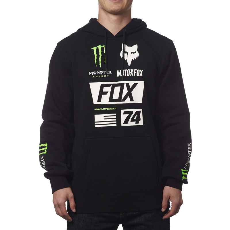 Monster Energy Kawasaki Sweatshirt