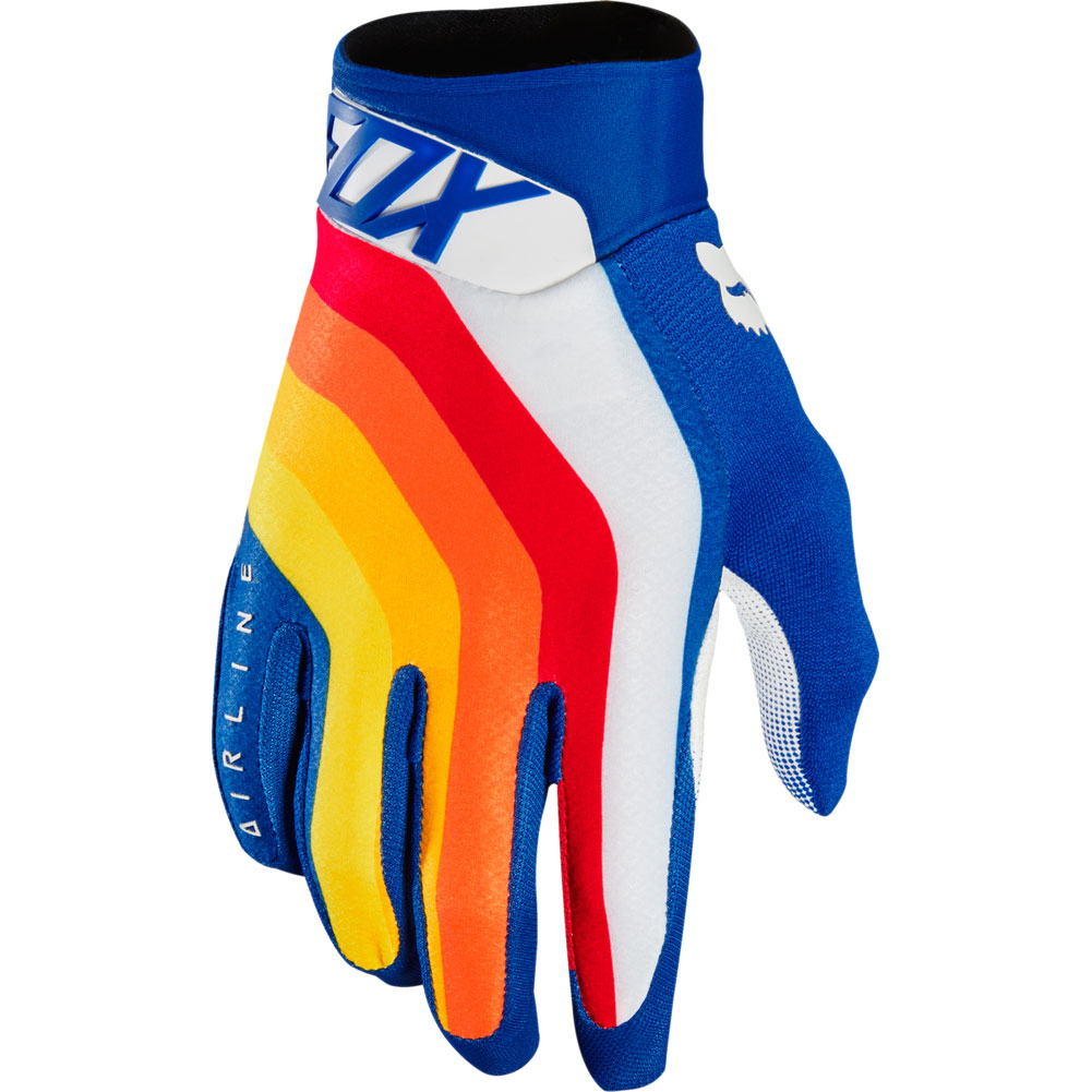 2018 fox airline draftr gloves motocross enduro handschoenen gants handschuhe