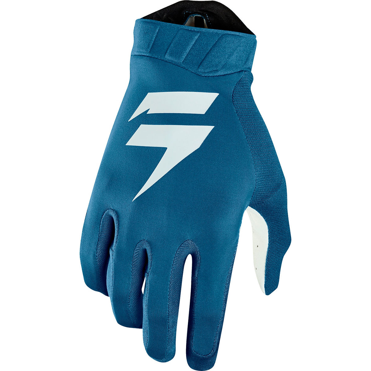 21885-025 2020 Shift MX Black Label Air Gloves Blue White Motocross Enduro Handschoenen BMX Gants Handschuhe