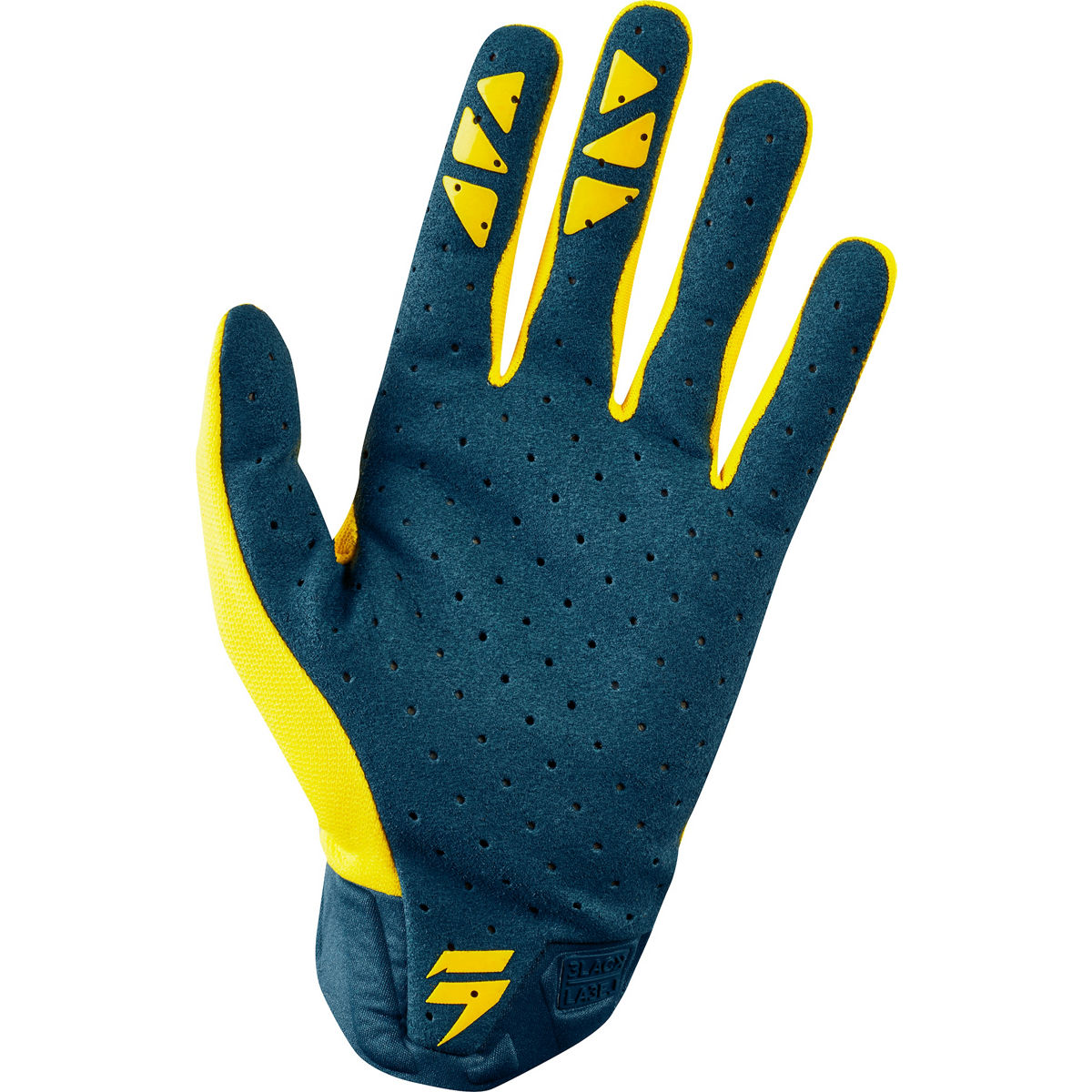 21885-079 2020 Shift MX Black Label Air Gloves Yellow Navy Motocross Enduro Handschoenen BMX Gants Handschuhe