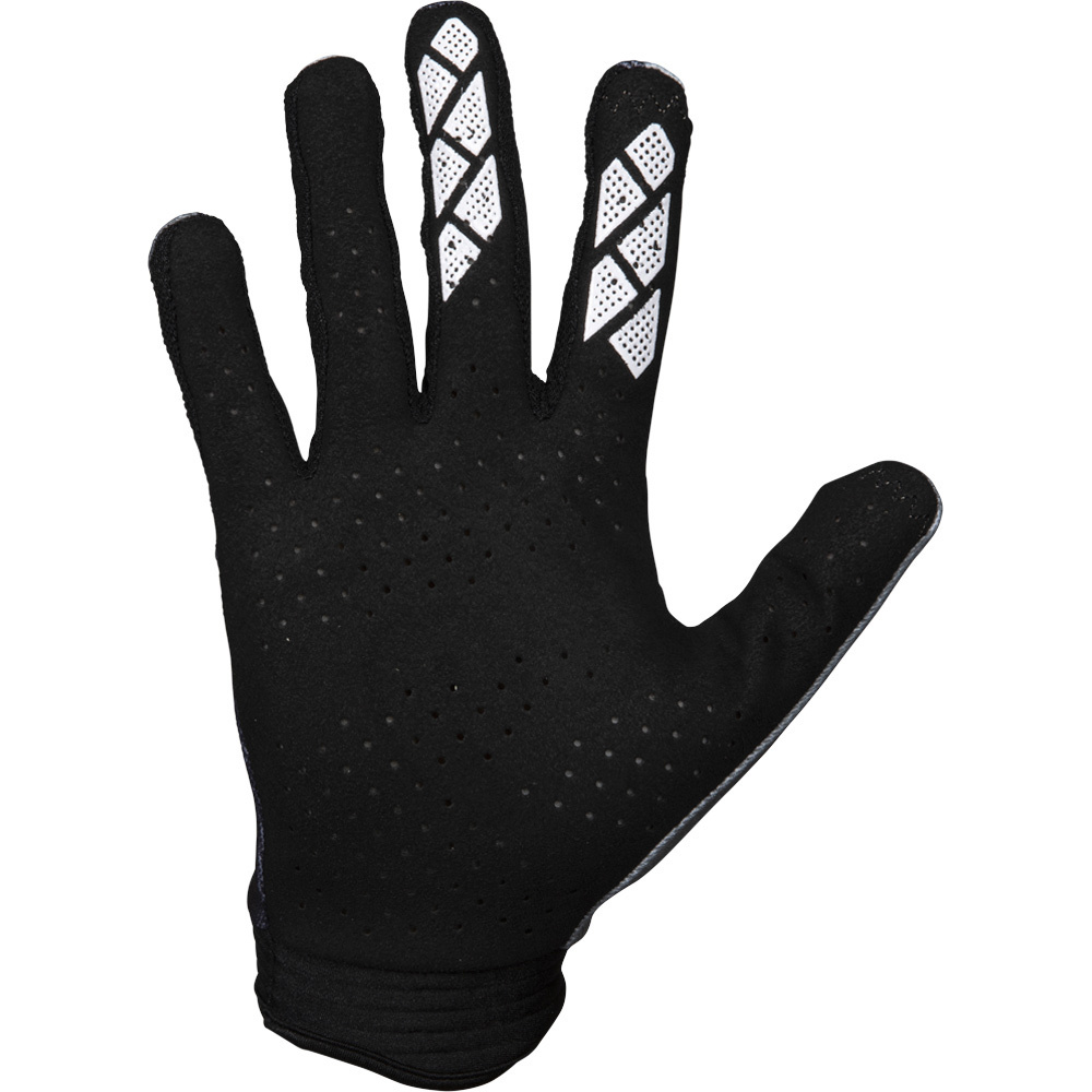 2210012-022 2019 seven mx zero crossover gloves grey black handschuhe gants handschoenen