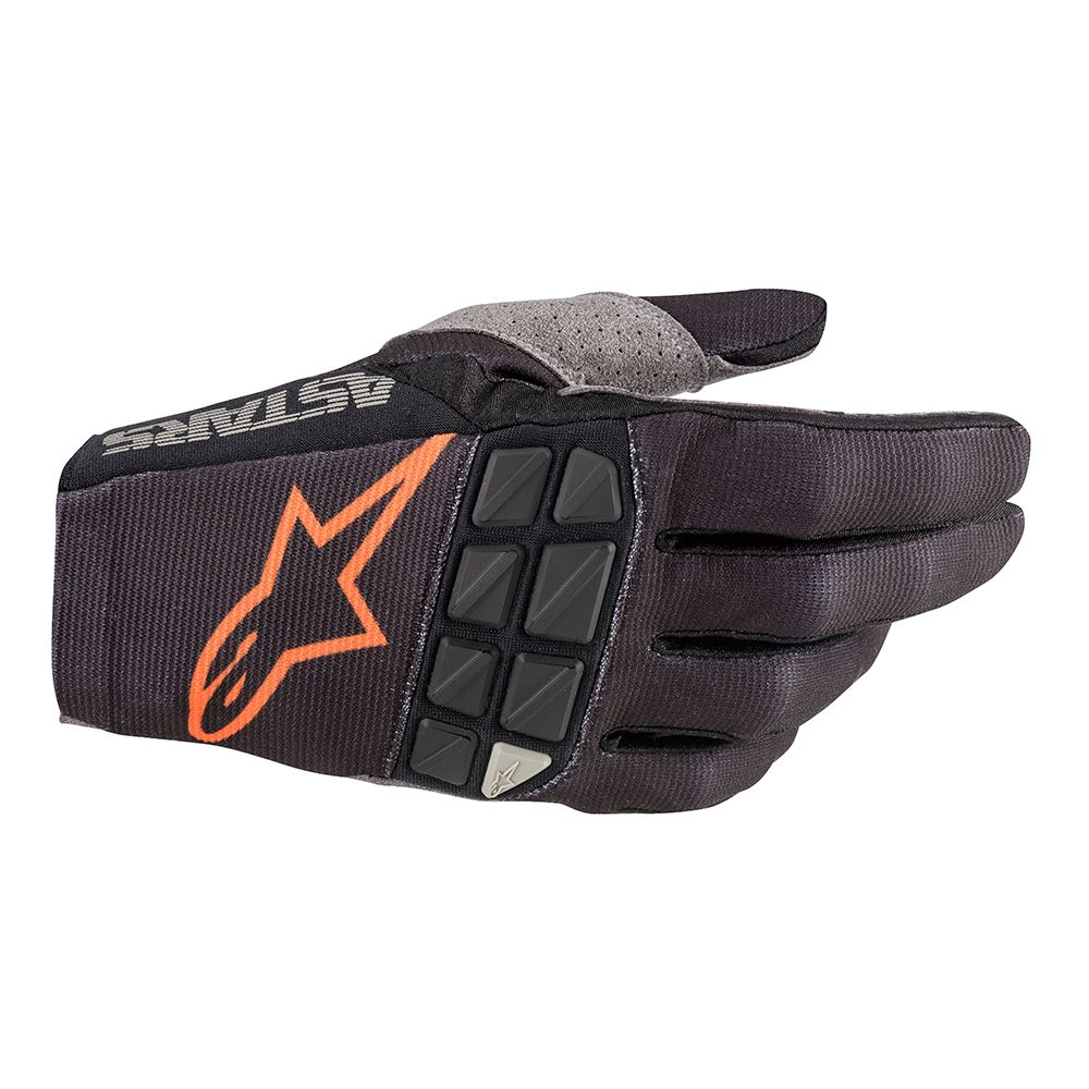 3563520 14 2020 Alpinestars Racefend Gloves Black Orange Handschuhe Gants Handschoenen