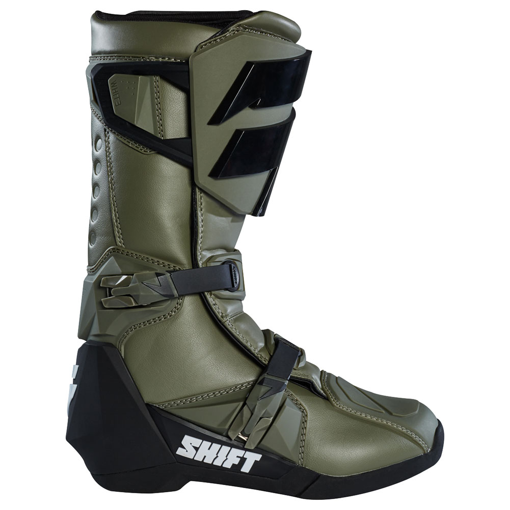 shift white label motocross enduro boots laarzen stiefel bottes botas stivali
