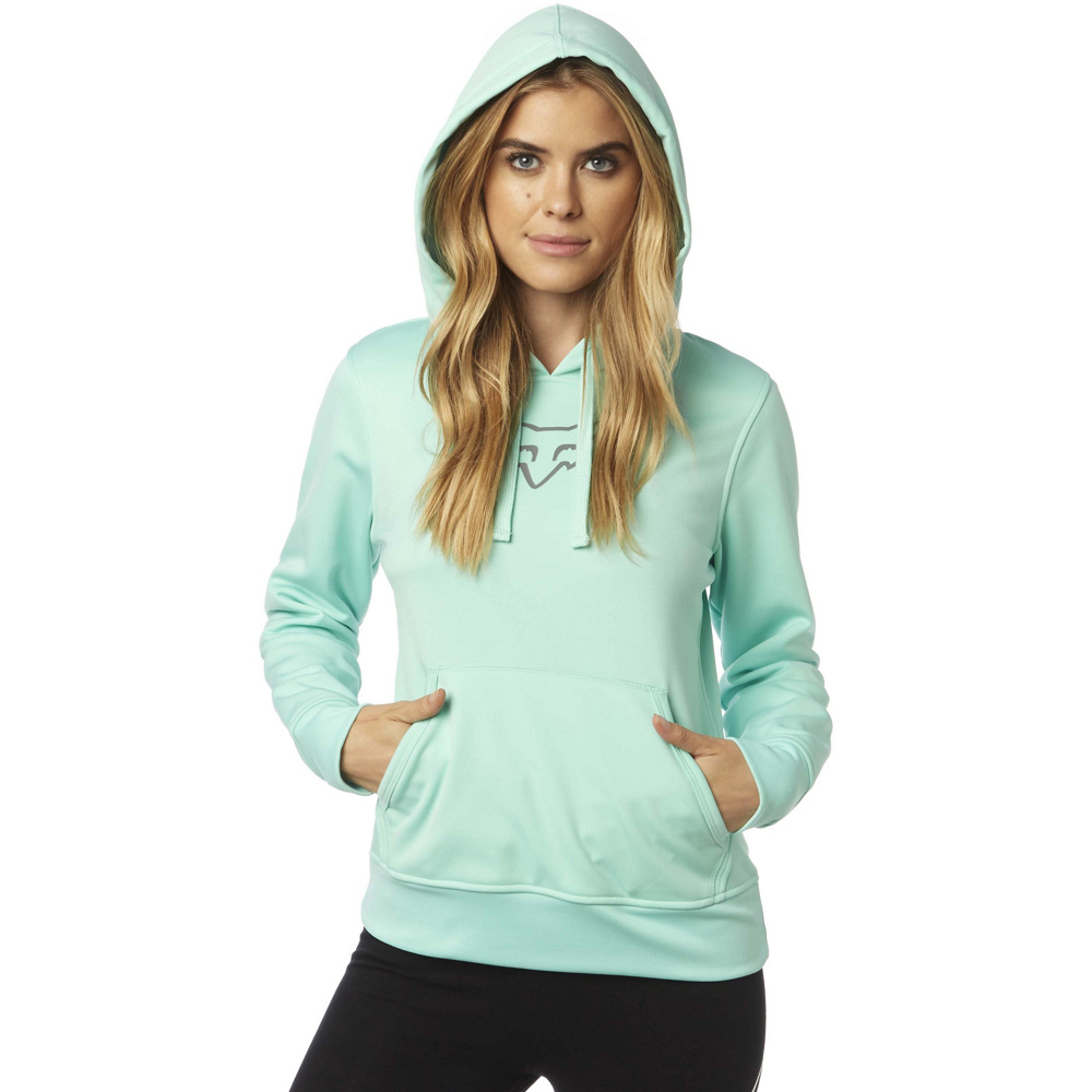 fox womens girls sharped pullover hoody trui sweat sweater kapuzenpullover damen femme vrouwen ladies frauen
