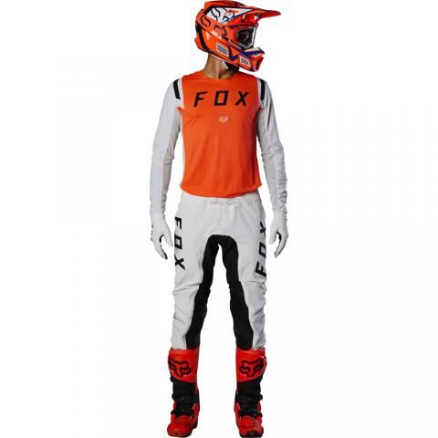 2020 Fox Racing Flexair Howk Gear Kit Combo Fluo Orange Motocross Equipement Flo Orange Tenue Flo Orange Crosskleding Fluo Oranje