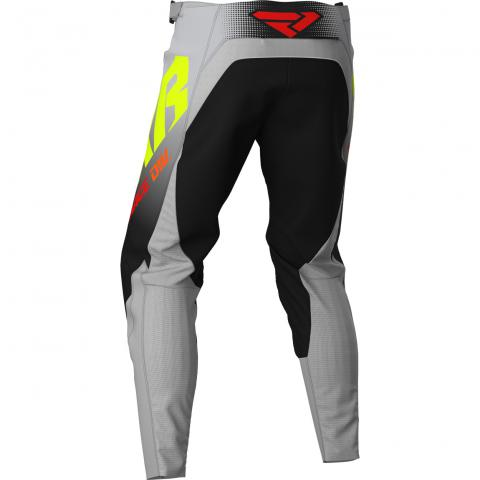 2020 FXR RACING MX Clutch Motocross Jersey Pant Gear Kit Combo Black Grey Hi-Vis Yellow Red Equipement Enduro Tenue Crosskleding