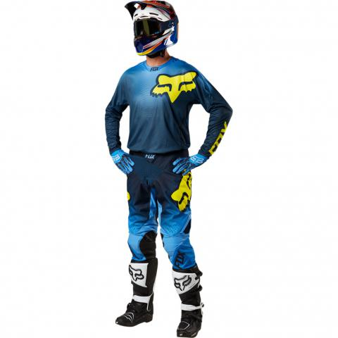 2018 fox 360 viza gear kit combo equipement outfit pak kostuum motocross