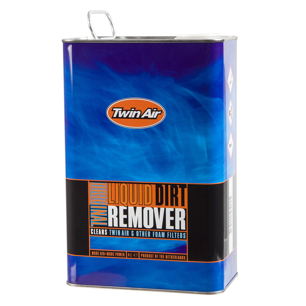 Dirt Modified Air Cleaner : Twin air liquid dirt remover filter cleaner sixstar